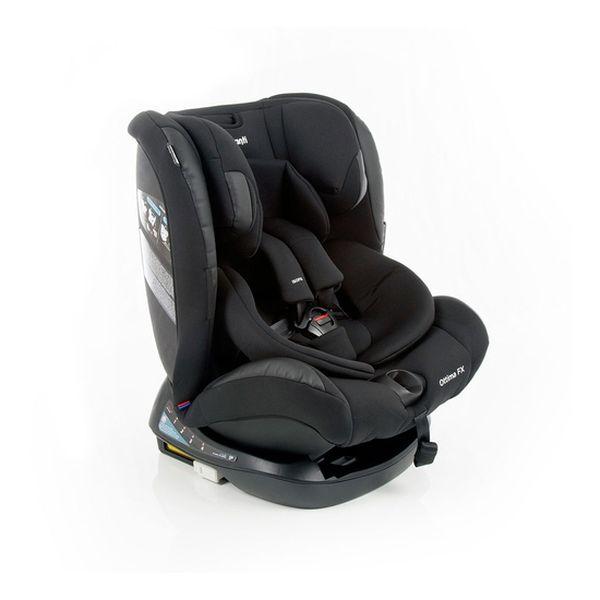 Silla De Auto Convertible Ottima Fx, Black, Infanti Infanti - babytuto.com