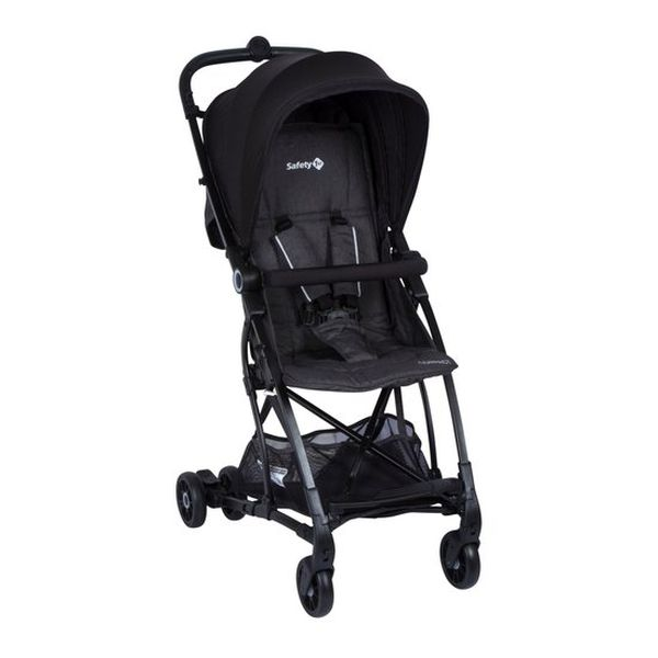 Coche Paseo Compact, Gris Oscuro Safety 1st - babytuto.com