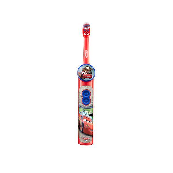 Cepillo Electrico Cars Oral-B Oral B - babytuto.com dd902fbc43ab