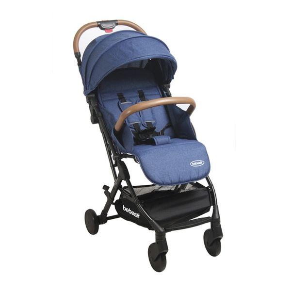 Coche compacto sprint azul, Bebesit Bebesit - babytuto.com