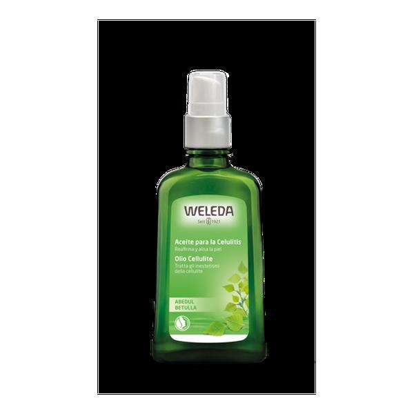 Aceite de abedul para la celulitis, 100 ml, Weleda Weleda - babytuto.com