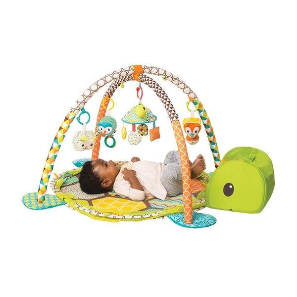 Gimnasio crece conmigo verde Infantino Infantino - babytuto.com