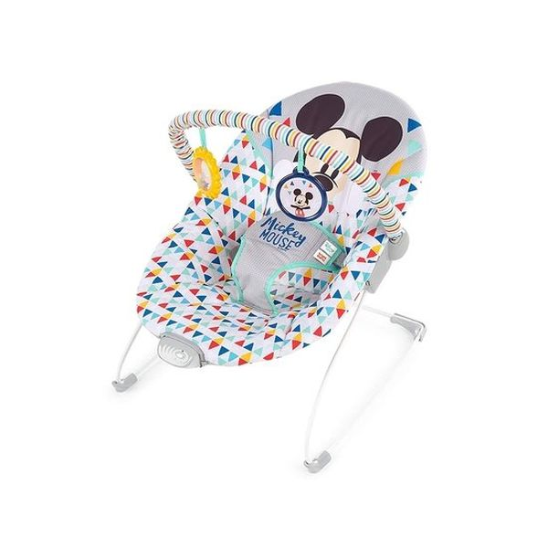 Silla nido vibrador diseño Mickey Disney Disney - babytuto.com