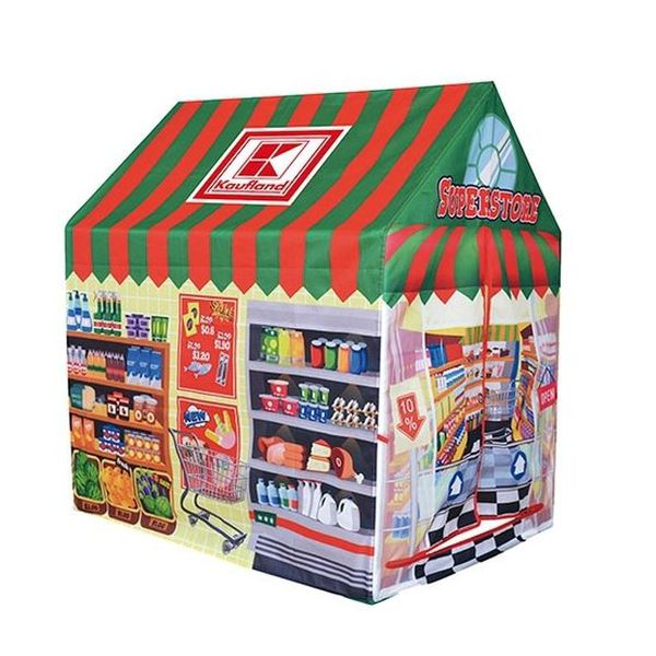 Carpa casa supermercado 008 Dactic Dactic - babytuto.com