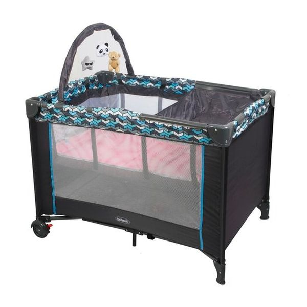 Cuna pack & play sleep II Azul Bebesit Bebesit - babytuto.com