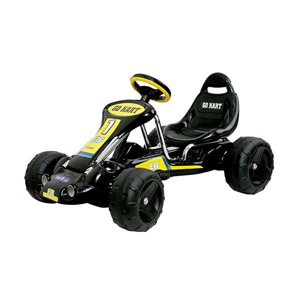 Go kart a pedales negro Kidscool Kidscool - babytuto.com