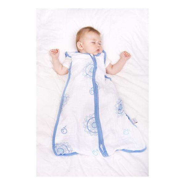 Saco para dormir muselina niño, Bambino Bambino - babytuto.com