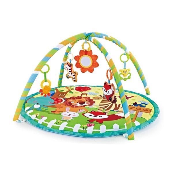 Gimnasio para bebé modelo zoo rs-18340, Bebeglo Bebeglo - babytuto.com