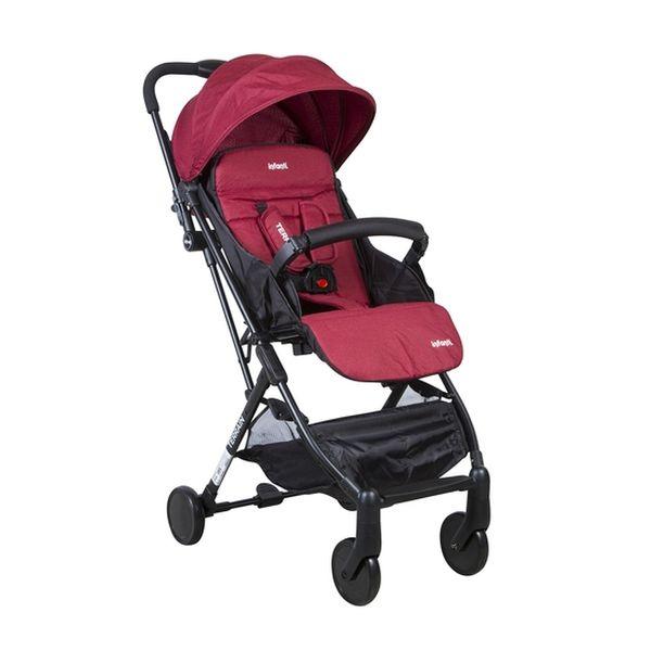 Coche Compacto Terrain, Rojo, Infanti Infanti - babytuto.com