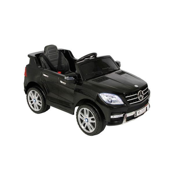 Auto a batería Mercedes Benz negro Bebeglo BEBEGLO - babytuto.com