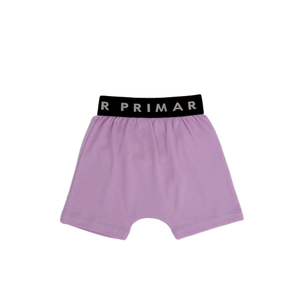 Short cotton, lila, Primär Primär - babytuto.com