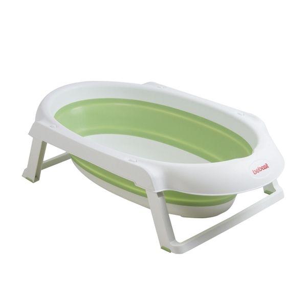 Bañera jelly plegable verde Bebesit Bebesit - babytuto.com