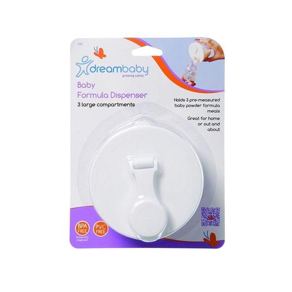 Dispensador de leche Dreambaby - babytuto.com