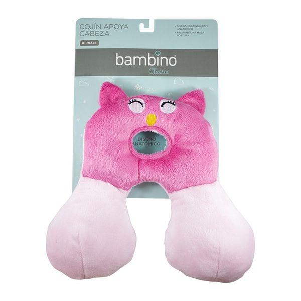 Cojín para bebé con diseño anatómico conejita Bambino - babytuto.com