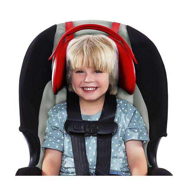 Sujeta cabeza para silla de auto rojo NapUp NapUp - babytuto.com