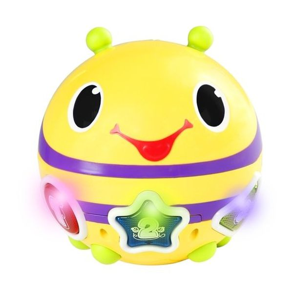 Juguete abejorro Roll & Chase Bumble Bee Bright Starts - babytuto.com