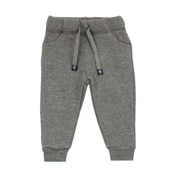 Pantalon Sport day to day, gris, Ficcus Ficcus - babytuto.com