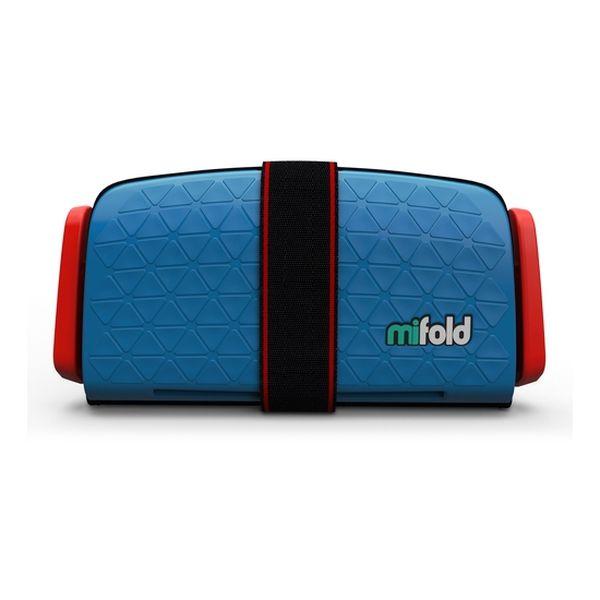 Alzador portátil, azul, Mifold  Mifold - babytuto.com