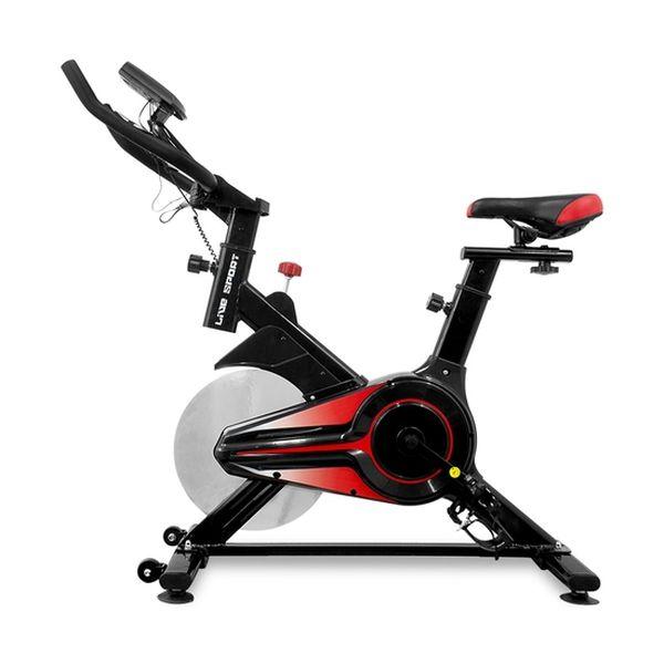 Bicicleta spinning, negro, Live Sport Live Sport - babytuto.com