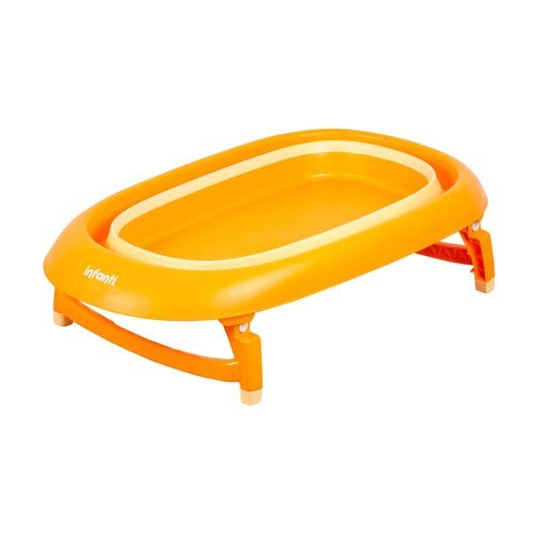 Bañera plegable flexi naranja Infanti Infanti - babytuto.com