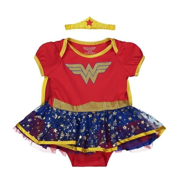 d0d71f4a6 Disfraz wonder woman para bebés Warner Bros Warner Bros - babytuto.com