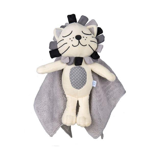 Pack peluche + tuto niño león dormilón Bambino Bambino - babytuto.com