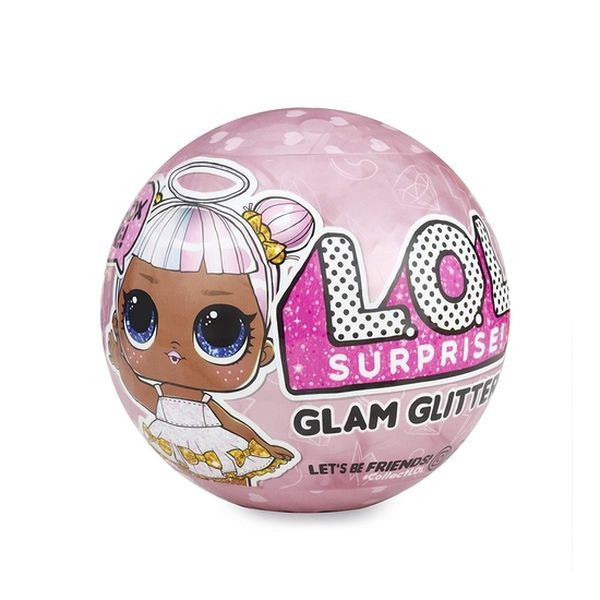 Muñeca sorpresa L.O.L Glam Glitter  L.O.L. Surprise - babytuto.com