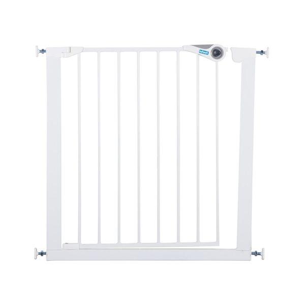 Puerta metálica safe gate 2x7 cm ext Infanti Infanti - babytuto.com