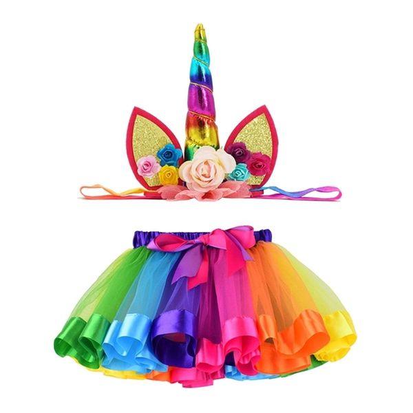 151b6492a Disfraz unicornio arcoíris LYLKD > LYLKD