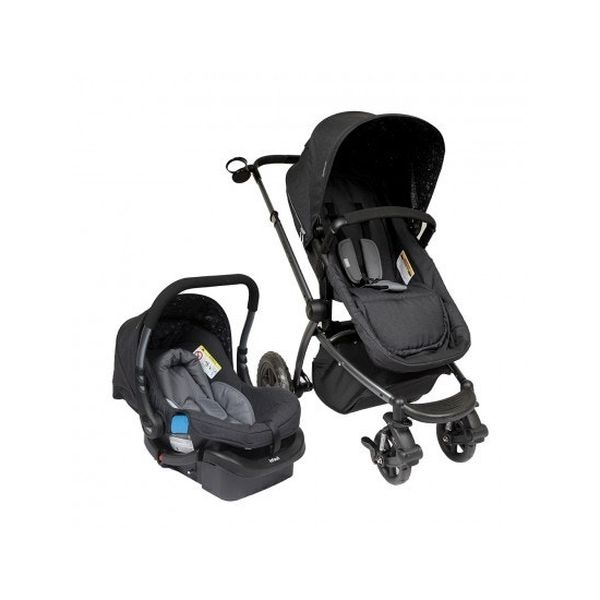 Coche Travel System Epic 5g, Negro, Infanti  Infanti - babytuto.com