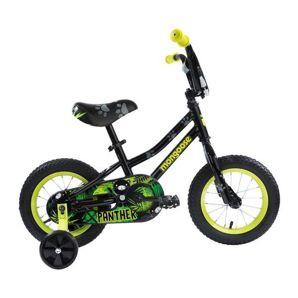 Bicicleta Panther 12' Blk  Mongoose  Mongoose - babytuto.com