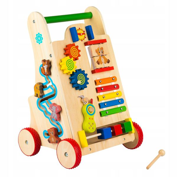 Carro caminador KinderPlay KinderPlay - babytuto.com