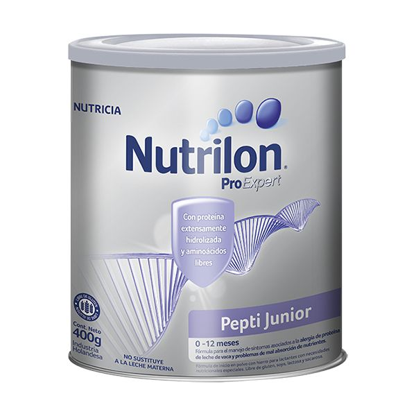 Nutrilon Pepti Junior. 400 g Nutrilon - babytuto.com