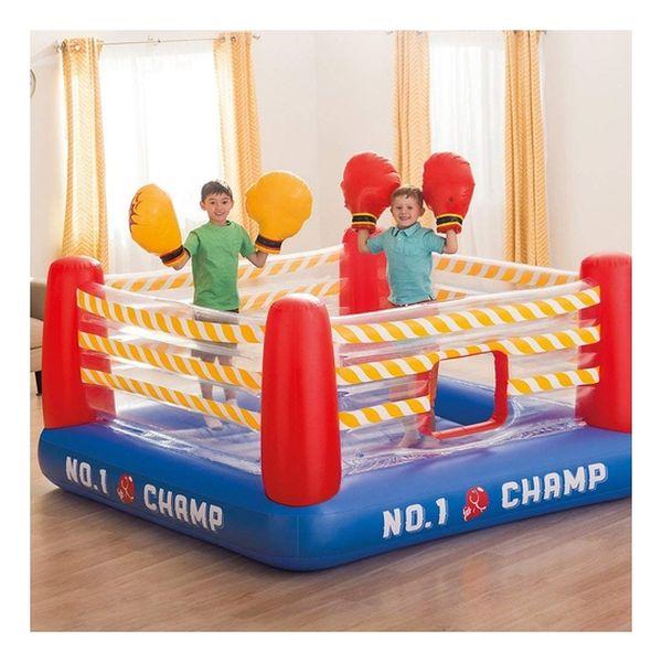 Ring Inflable De Boxeo 2.26x2.26x1.10cm Intex - babytuto.com