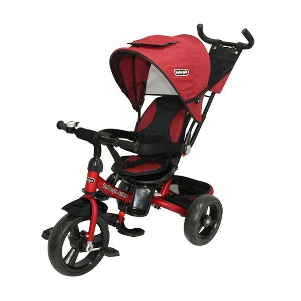 Triciclo reversible one click rojo rs-4065Q-1, Bebeglo BEBEGLO - babytuto.com