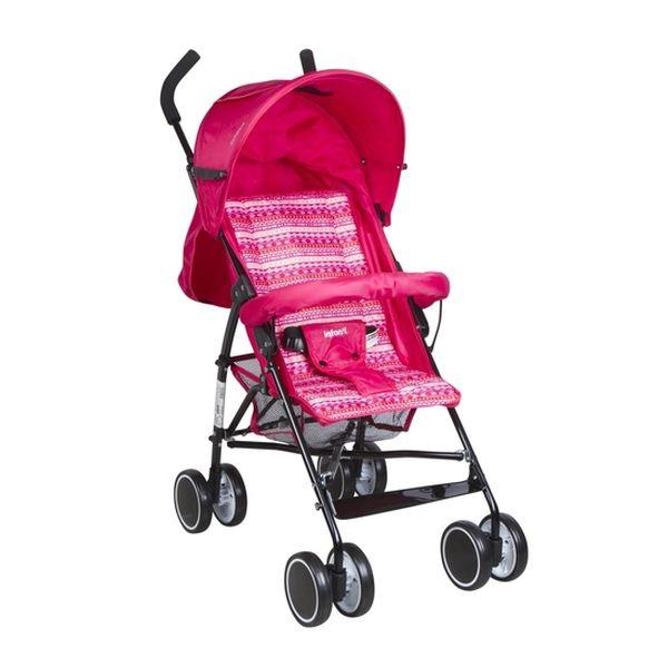 Coche Paragua Twister, Fucsia, Infanti Infanti - babytuto.com