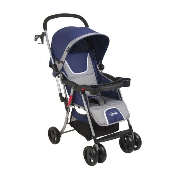 Coche paseo twister azul Bebesit Bebesit - babytuto.com