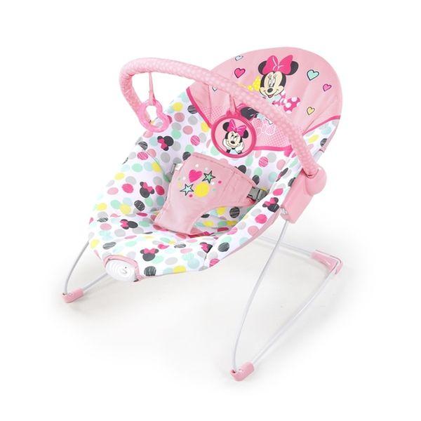 Silla nido vibrador Minnie Disney Disney - babytuto.com