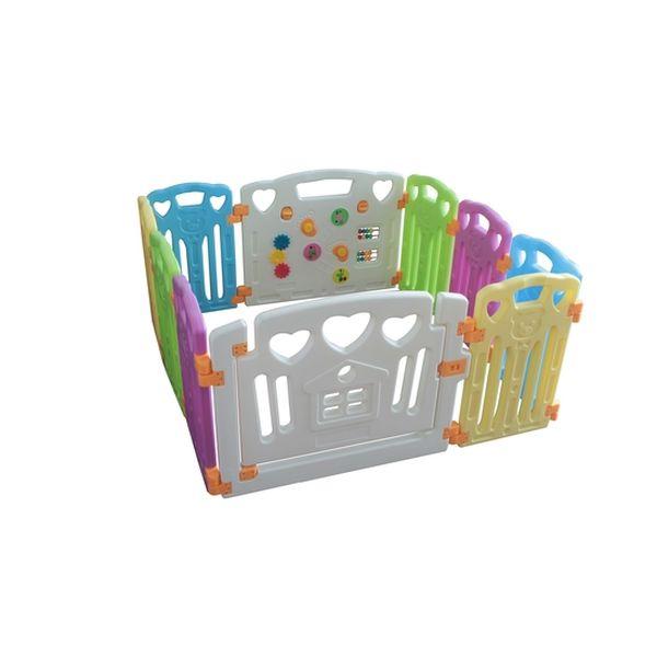 Corral bebé plástico 8+2 Bebéco Bebeco - babytuto.com