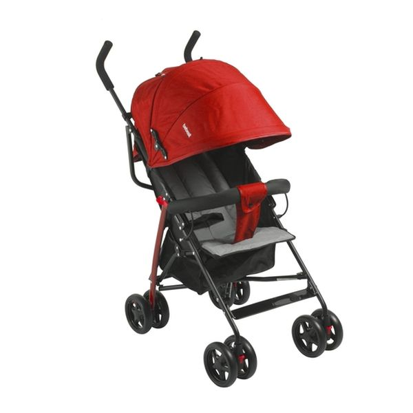 Coche Paragua, Rojo, Bebesit Bebesit - babytuto.com