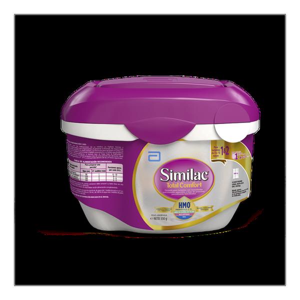 Similac total comfort 1&2 polvo bij 350 g  Similac - babytuto.com