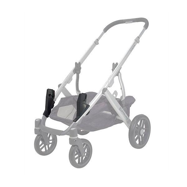 Adaptadores inferiores para silla de auto grupo 0+ (Cybex, Maxi-Cosi y Nuna) UPPAbaby - babytuto.com