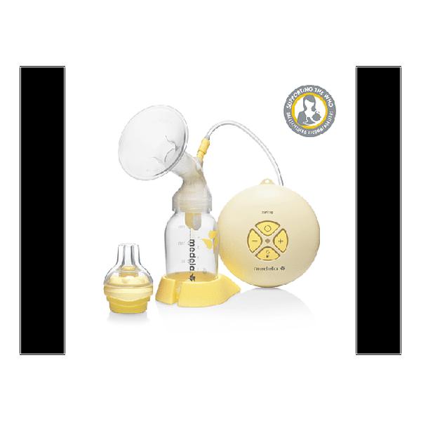 Extractor de leche eléctrico Swing Medela - babytuto.com