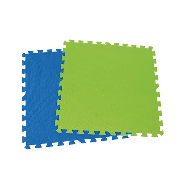 Piso- alfombra de goma eva, 60 x 60 cm,  Dactic Dactic - babytuto.com