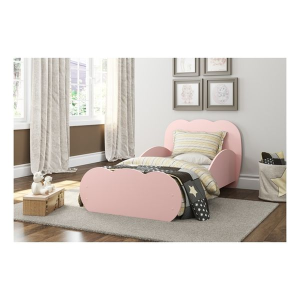Mini cama cloud color rosado Kidscool Kidscool - babytuto.com