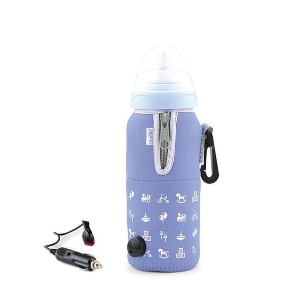 Porta mamadera para viajes azul alsc0001 Nuvita Nuvita - babytuto.com
