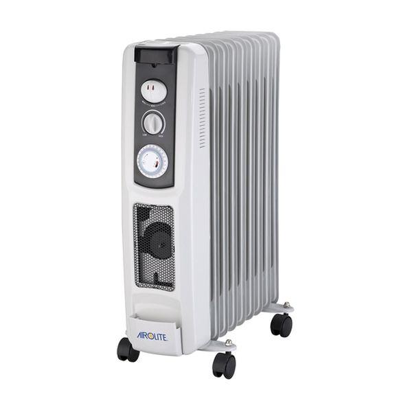 Estufa Oleoeléctrica 2000W, modelo RB2209TP, Airolite  AIROLITE - babytuto.com