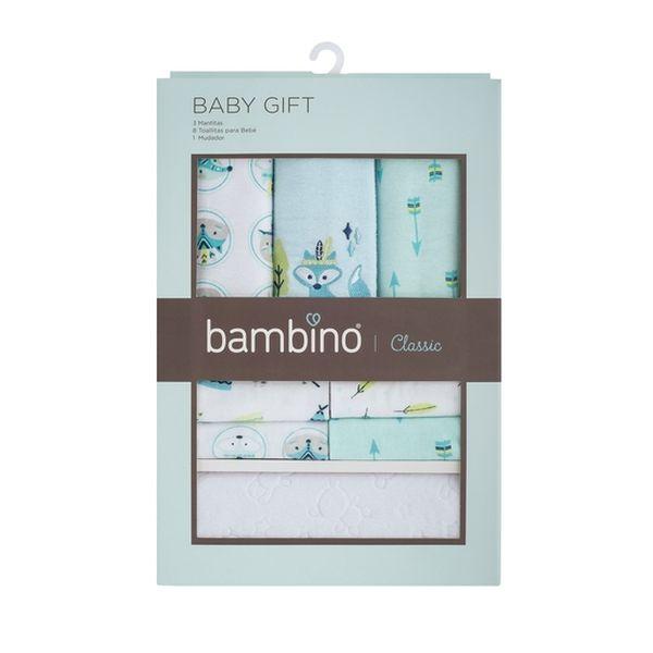 Caja de regalo accesorios niño Bambino Bambino - babytuto.com