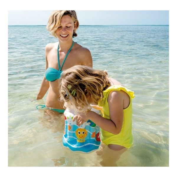 Balde inflable Shell scavenger bucket Intex Intex - babytuto.com
