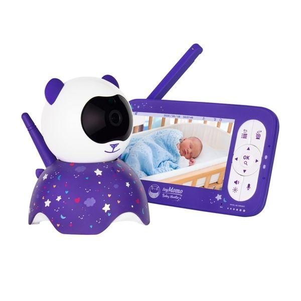 Monitor de video baby pantalla color HD 5